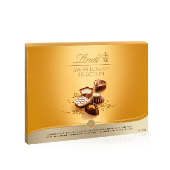 Lindt Luxury Select 1X195gm