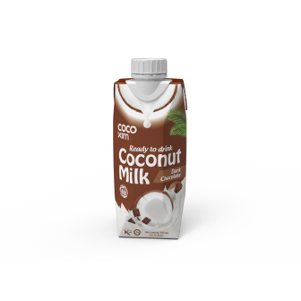 Cocoxim Chocolate  Coconut Milk Drink 1x330ml