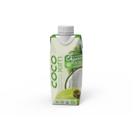 Cocoxim Pure  Organic Coconut Water 1x330ml