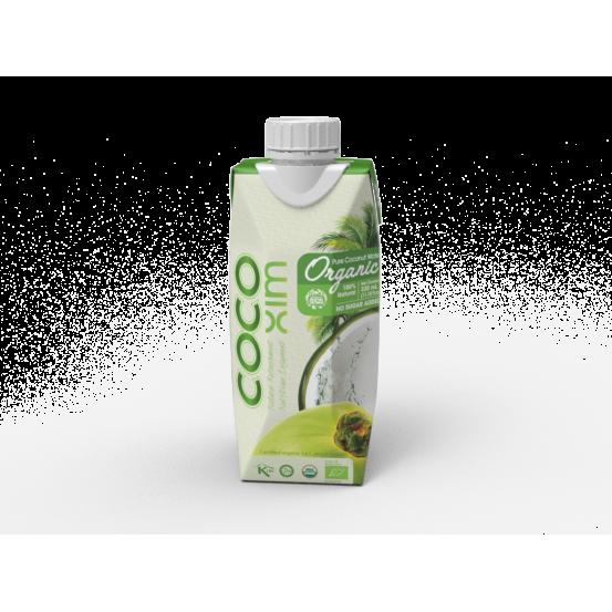 Cocoxim Pure  Organic Coconut Water 1x330ml