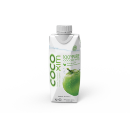 Cocoxim Pure Coconut Water 1x330ml