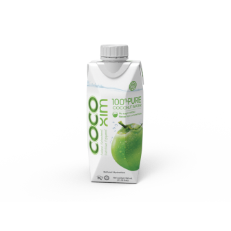 Cocoxim Pure Coconut Water 1x330ml