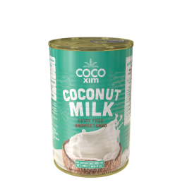 Cocoxim  Coconut Milk Cream Tin Can 1x400ml