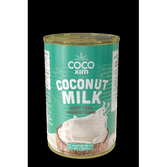 Cocoxim  Coconut Milk Cream Tin Can 1x400ml