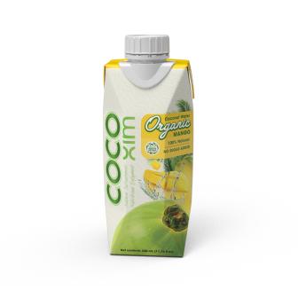 Cocoxim Mango  Organic Water 1x330ml