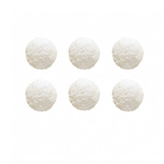 Mochi Ice Cream Coconut 1X6pcs
