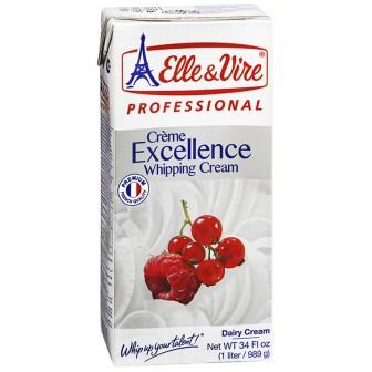 Elle & Vire - Whipping Cream-Premium 1X1L