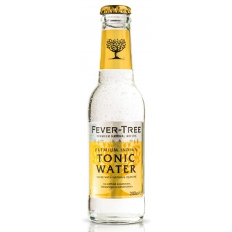 Fever Tree Indian Tonic Water Premium 24pcs of 200ml