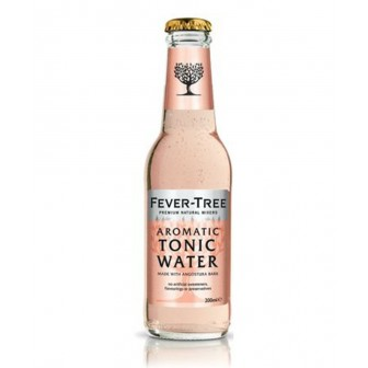 Fever Tree Aromatic Tonic Water 24pcs of 200ml
