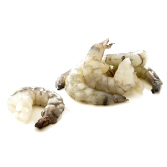 Shrimp Peeled & Deveined 31-40 Count 1X2kg