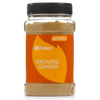 Ground Ginger 1x500g