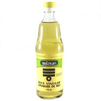 Rice Vinegar - Mizkan Shiragu  1X24oz