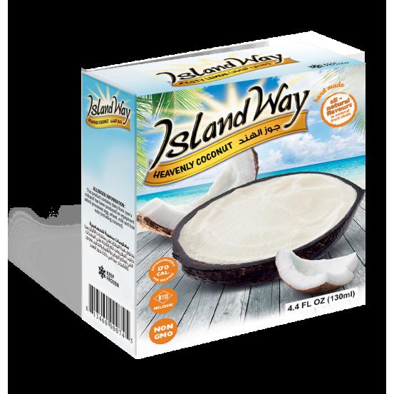 Island Way Heavenly Coconut  1x145ml
