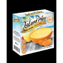 Island Way Mango Orange Sorbet 1x83ml