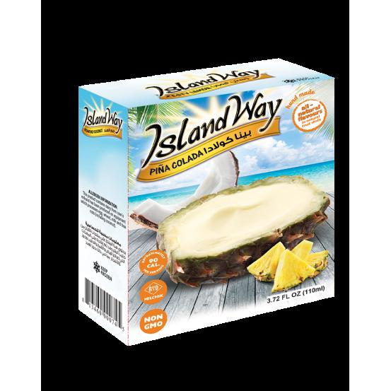Island Way Pina Colada Sorbet 1x145ml