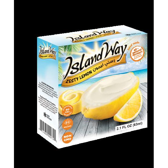 Island Way Zesty Lemon 1x77ml