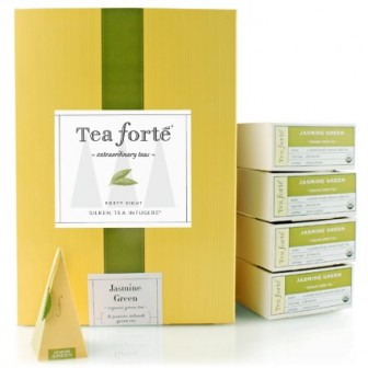 Tea Forte Bulk Pack Jasmine Green 1X48pcs