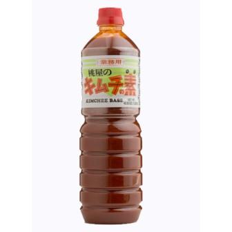 Kimchee Base Sauce 1X1.2 Kg