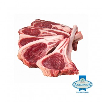 Prime Lamb Cutlets French Trimmed (Chilled)ave. 900gm (Price per Kg)