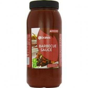 Brakes Barbecue Sauce 1x2.15 Ltr