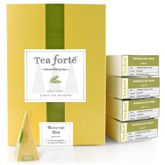 Tea Forte Bulk Pack Moroccan Mint 1X48pcs