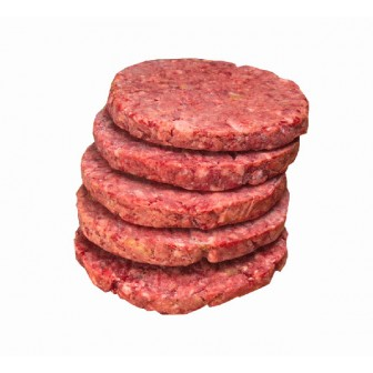Usa Certified Angus Beef® Burgers Frozen 6x200gm