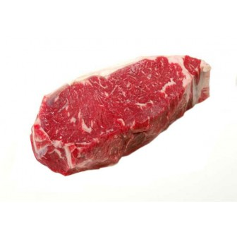 Usa Certified Angus Beef® New York Strip Steaks Chilled 6x300g