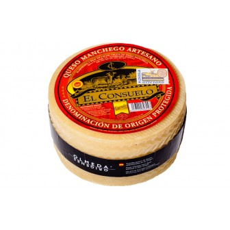 Manchego Mini Cheese 1X1kg