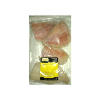 Redsnapper Fish Fillet (skin-On/frozen) 1X1kg
