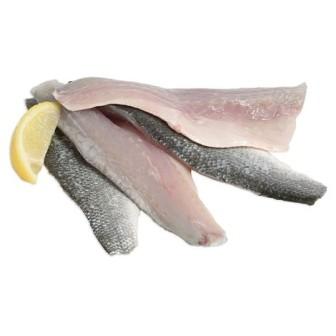 Seabass Fillet - Frozen 5-6 Pcs (600 gm)