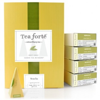 Tea Forte Bulk Pack Sencha 1 X48pcs