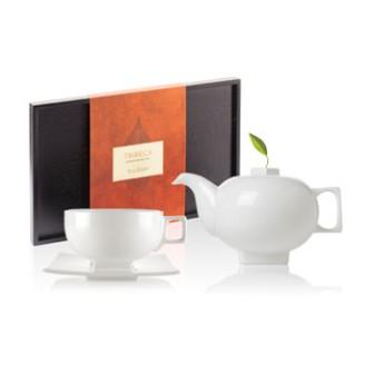 Tea Forte Solstice W/ Ebony Tray