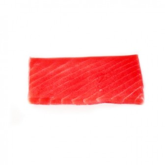 Yellow Fin Tuna Saku Block Ave. Weight 300gm (frozen)