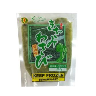 Kizami Wasabi Kinijirushi Frozen 1X250 Gm