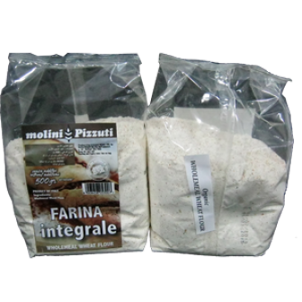Wholemeal Flour 1X500gm